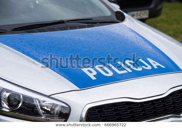 close-on-policja-police-sign-600w-666965722