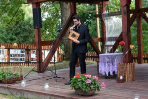 20190803 - Wiersze M. Kajki czyta Grzegorz Daukszewicz #2